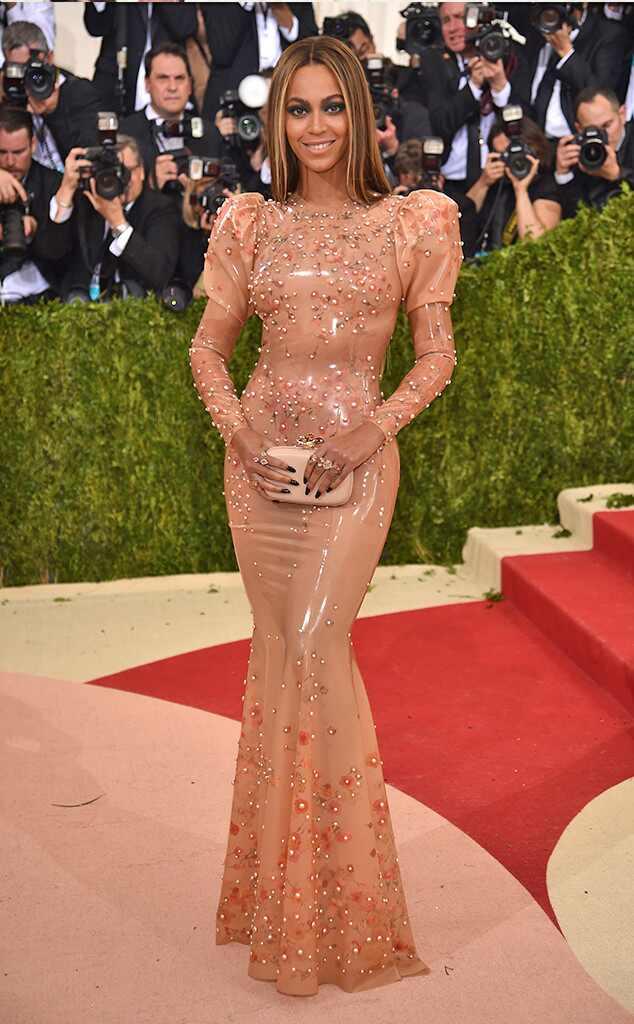 Met Gala 2016: Red Carpet Arrivals Beyonce, MET Gala 2016, Arrivals
