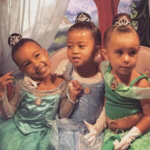 North West, Penelope Disick, Ryan Nguyen