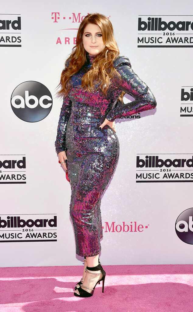 Meghan Trainor, 2016 Billboard Music Awards