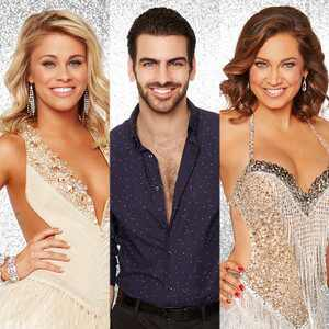 DWTS, Dancing with the Stars, Finalists
