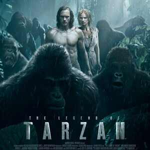 The Legend of Tarzan, Poster