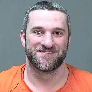 Dustin Diamond, Mug Shot