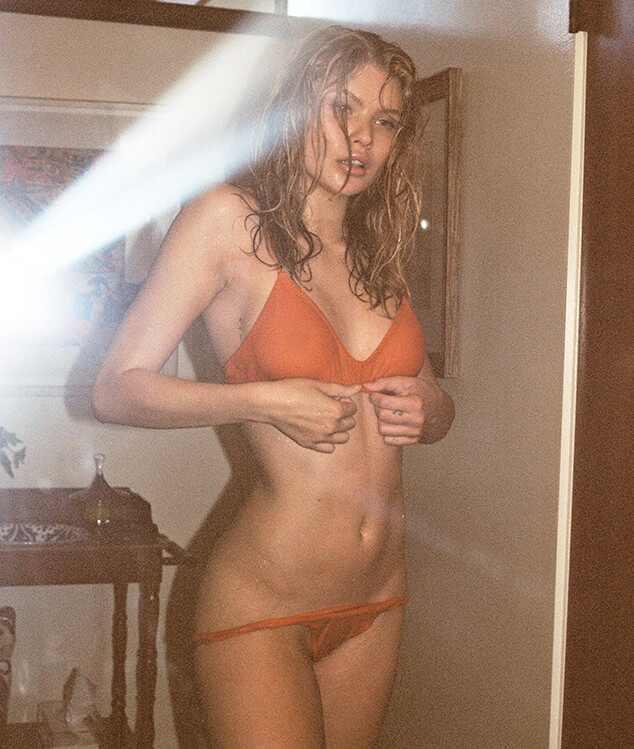 Lady. hot Josie marie in a bikini bellydancing around