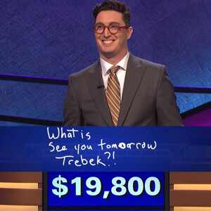 Buzzy Cohen, Jeopardy