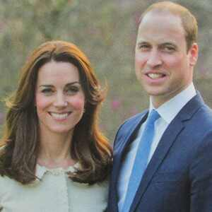 Kate Middleton, Prince William, Portrait