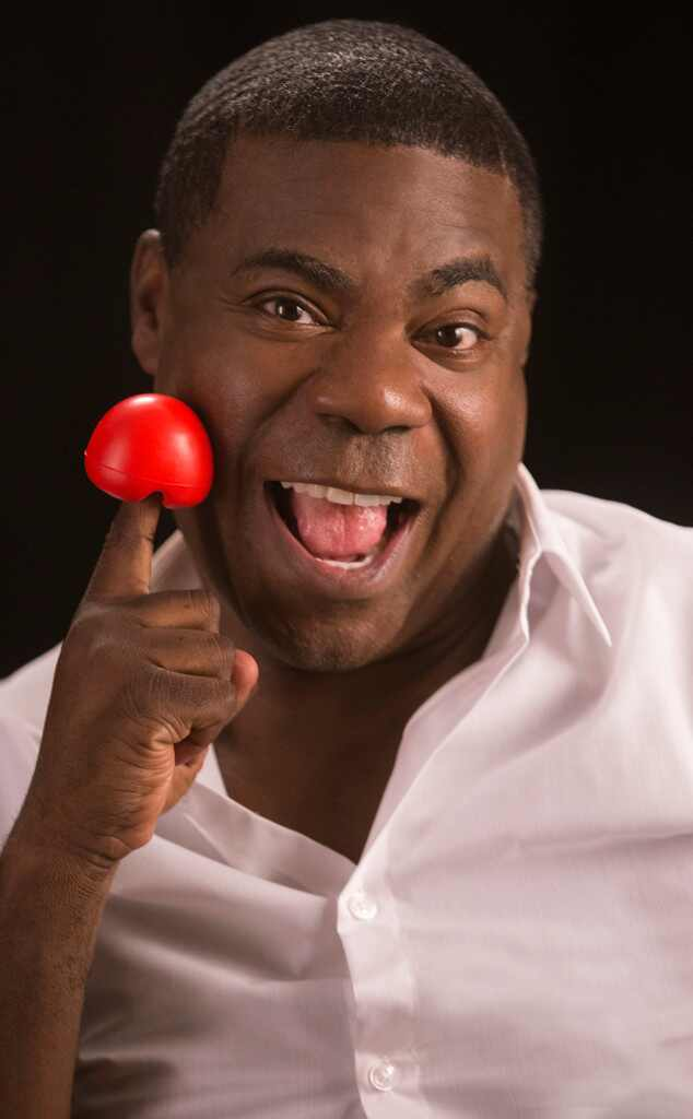 Tracy Morgan, Red Nose Day
