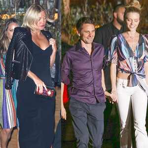 Matt Bellamy, Elle Evans, Kate Hudson