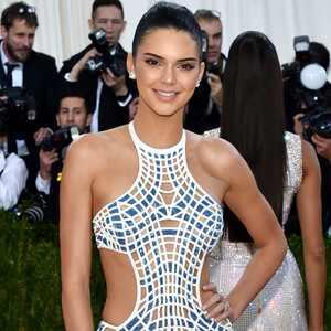 Kendall Jenner, MET Gala 2016, Arrivals