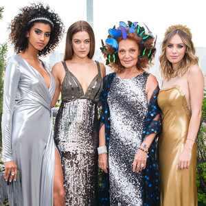 ESC: Dylan Penn Met Gala 2016 Diary