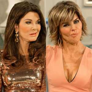 Real Housewives of Beverly Hills, RHOBH, Reunion, Lisa Vanderpump, Lisa Rinna