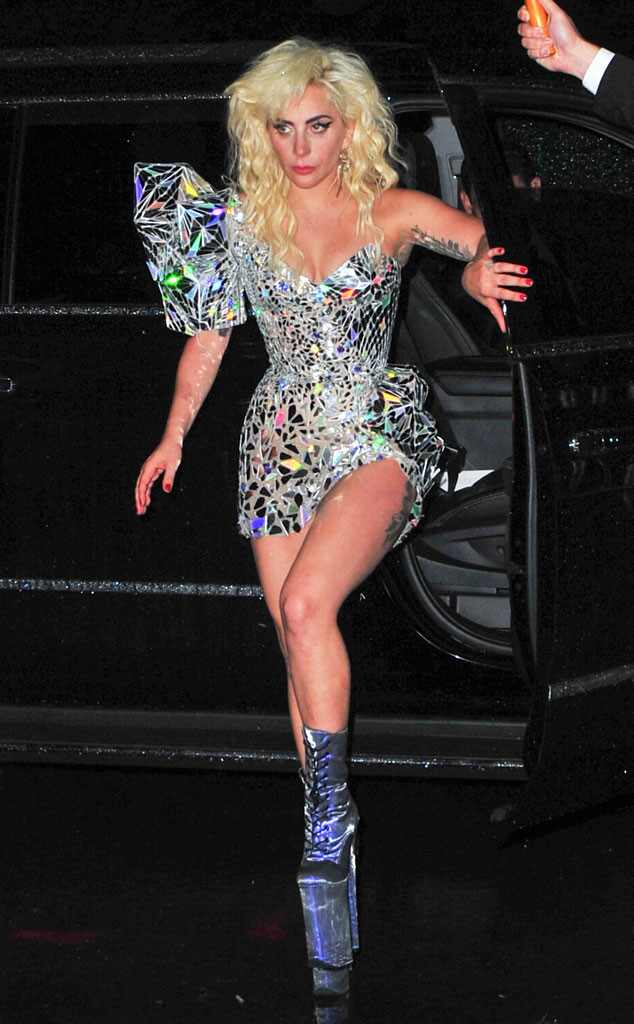 Lady Gaga From Met Gala 2016 After Parties What The Stars