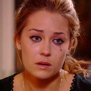 Lauren Conrad crying, The Hills