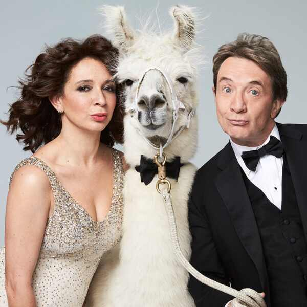 Maya and Marty, Maya Rudolph, Martin Short