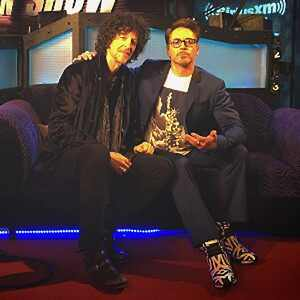 Robert Downey Jr., Howard Stern Show