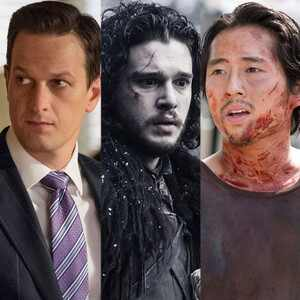The Good Wife, Game of Thrones, The Walking Dead
