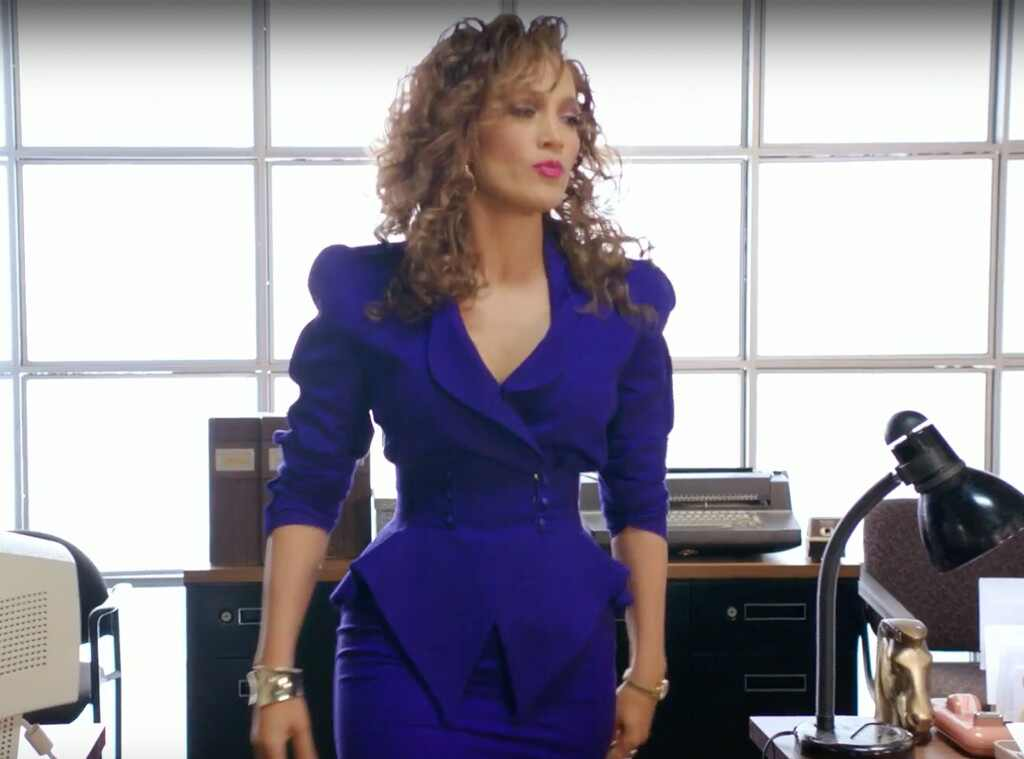 Jennifer Lopez Releases Sexy New Video for Aint Your Mama