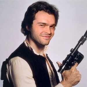Star Wars, Han Solo Photoshopped, Alden Ehrenreich
