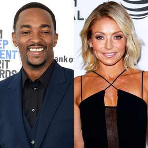 Kelly Ripa, Anthony Mackie