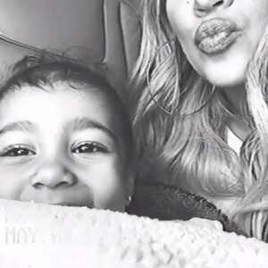 Khloe Kardashian, North West