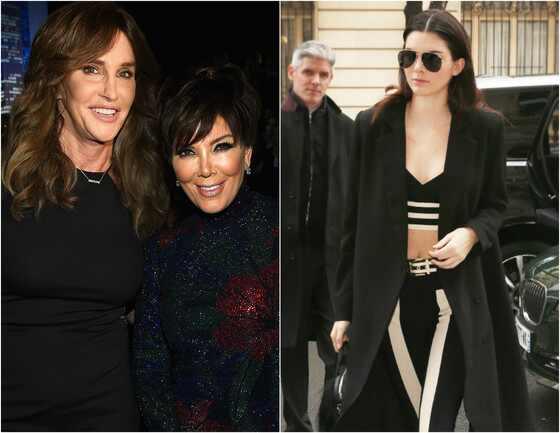 Caitlyn Jenner, Kris Jenner, Kendall Jenner