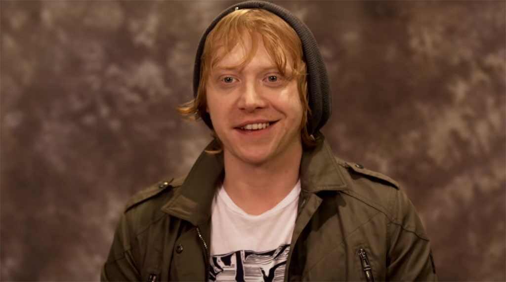 Rupert Grint diz que pensou em parar de atuar após Harry Potter | E ... Rupert Grint