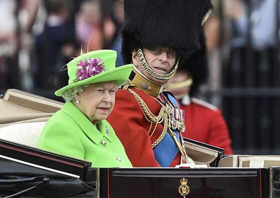 Rainha Elizabeth II memes