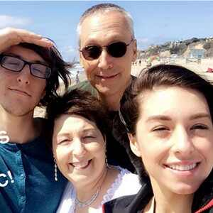 Christina Grimmie, Family Photo