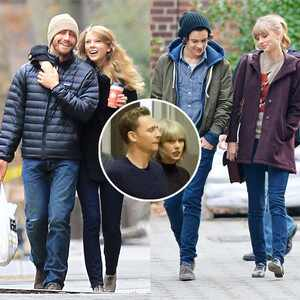 jake gyllenhaal and taylor swift kissing - photo #22