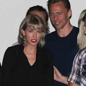 Taylor Swift, Tom Hiddleston
