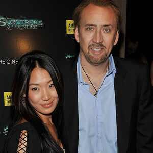 Alice Kim Cage, Nicolas Cage