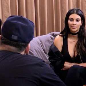 Kim Kardashian, Rob Kardashian, KUWTK