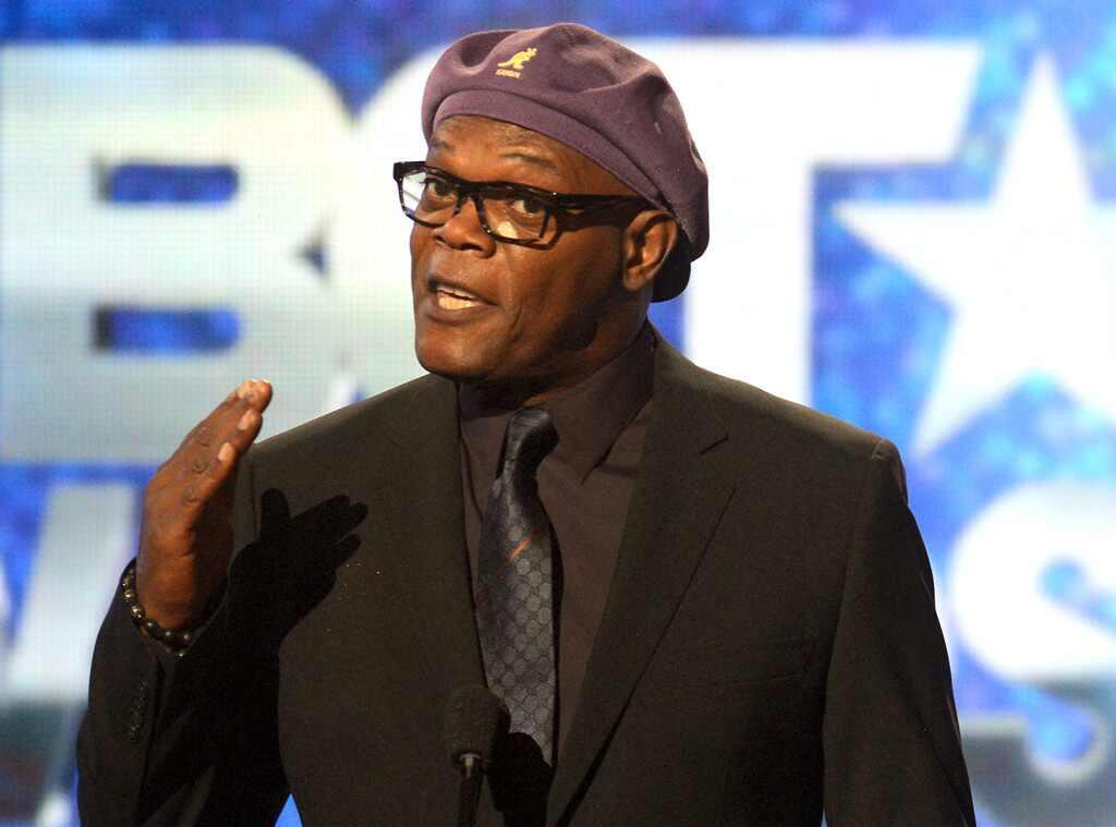 Samuel L. Jackson, 2012 BET Awards