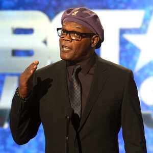 Samuel L. Jackson, 2012 BET Awards