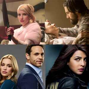 This Is Us, Notorious, Scream Queens, Quantico, Best New TV