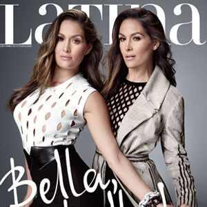Nikki Bella, Brie Bella, Latina Magazine