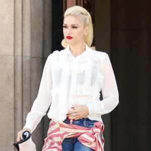 ESC: Gwen Stefani, Ruffles