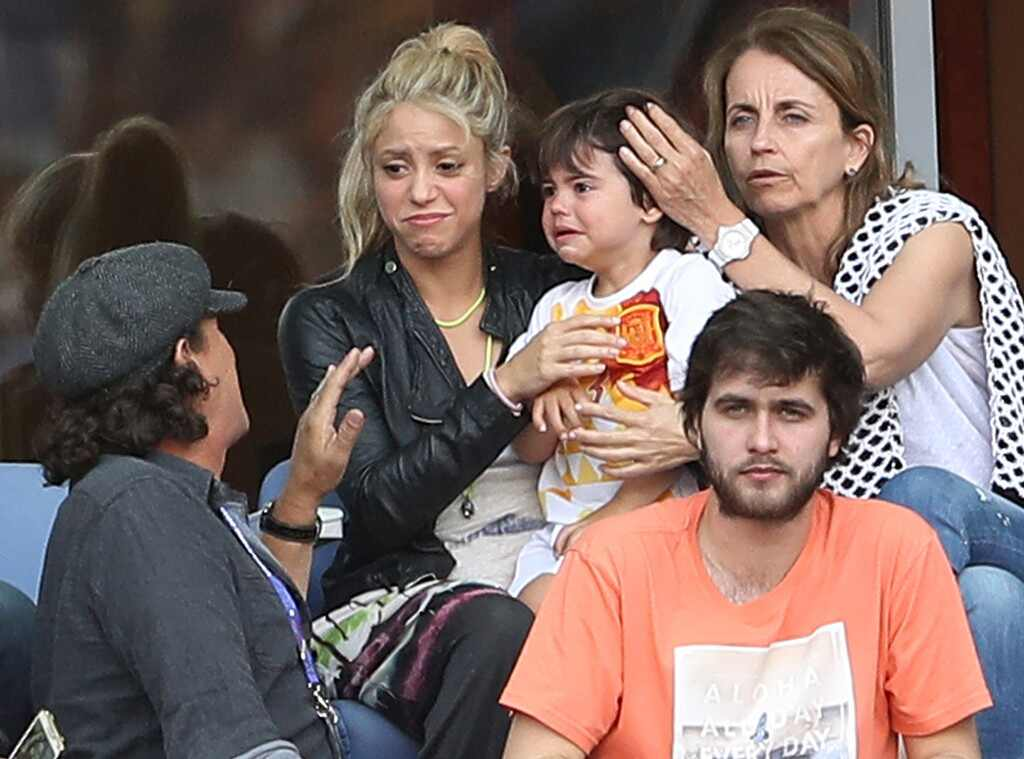 The Tale of How Shakira and Pique Met - The Celebrity Castle  Gerard Pique And Shakira Scandal