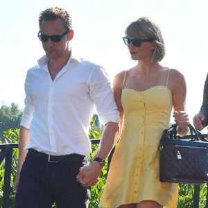 Taylor Swift, Tom Hiddleston, Rome