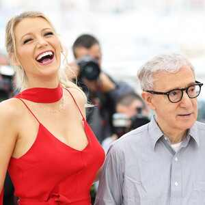Blake Lively, Woody Allen