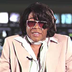 Jordan Peele, Drunk James Brown