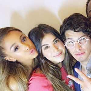 Ariana Grande, Victorious Reunion
