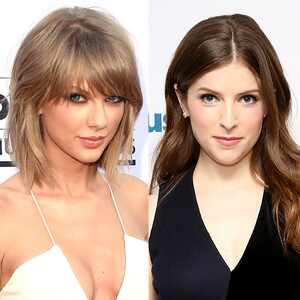 Anna Kendrick, Taylor Swift