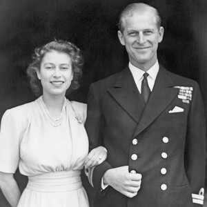 Queen Elizabeth, Prince Philip