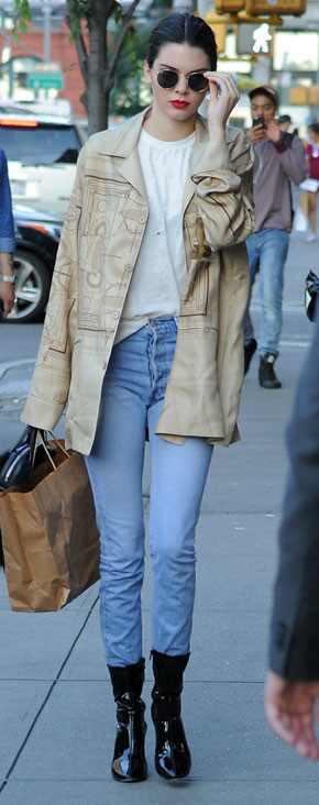 Tal y como lo sospechamos… ¡Kendall Jenner se declaró Anti-Taylor Swift! (+ Foto)