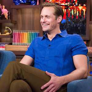 Alexander Skarsgard, Watch What Happens Live