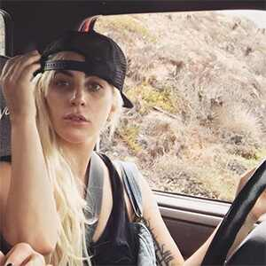 Lady Gaga, Driving, Driver's License, Truck