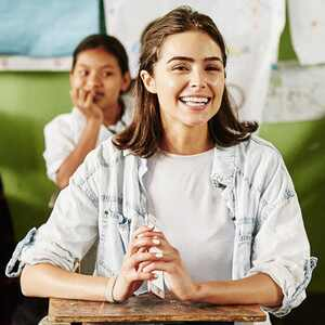 Olivia Culpo, Pencils Of Promise
