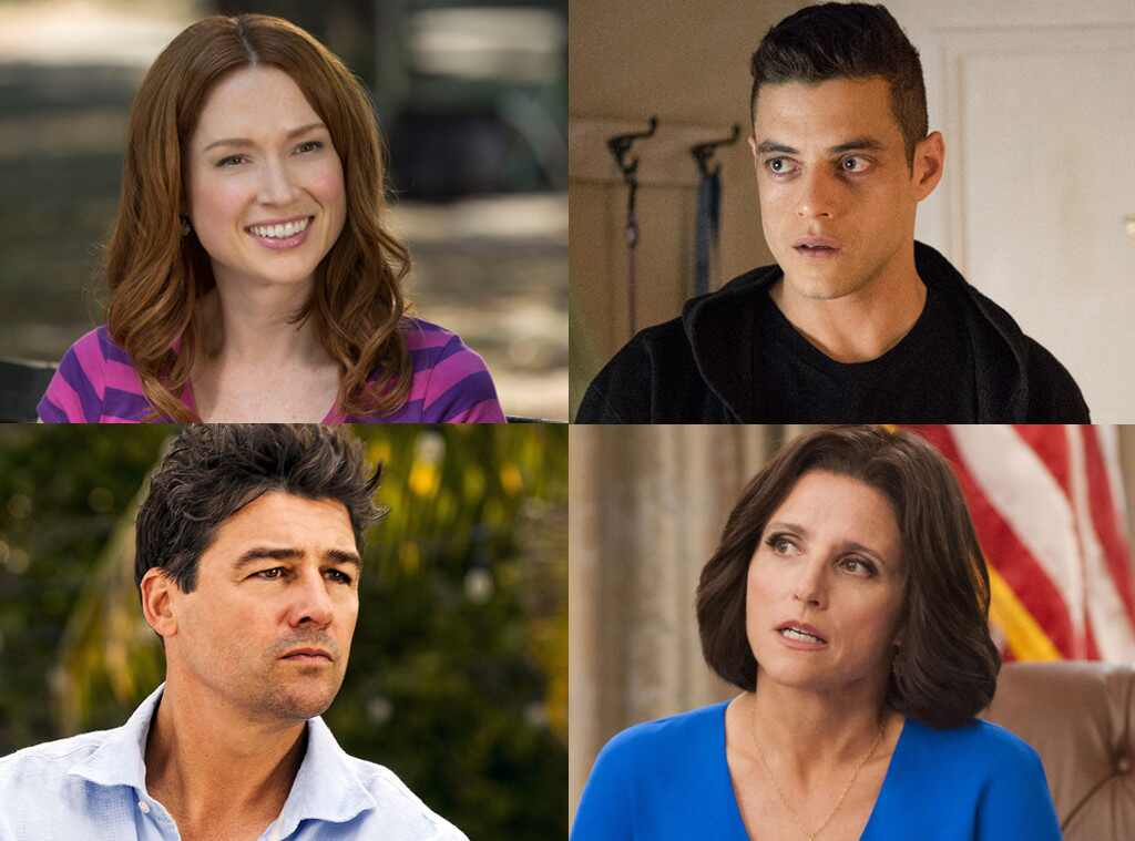 Emmy Nominations, Kimmy Schmidt, Mr. Robot, Bloodline, Veep