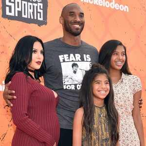 Vanessa Bryant, Kobe Bryant, Gianna Bryant, Natalia Bryan, Nickelodeon Kids' Choice Sports Awards