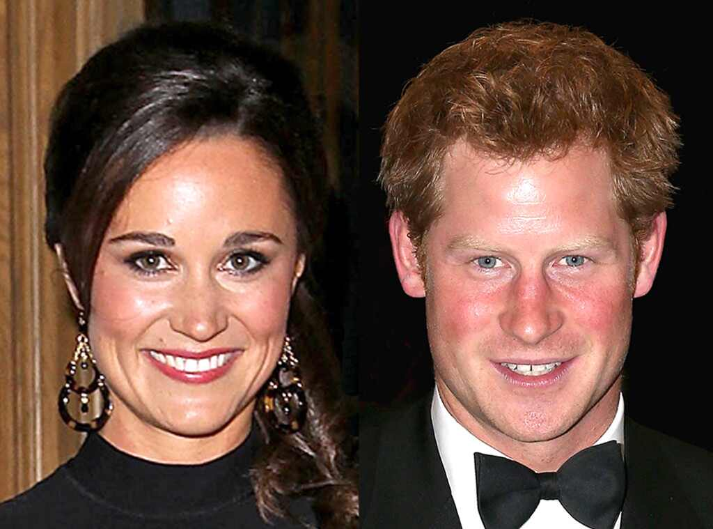 are pippa and prince harry dating